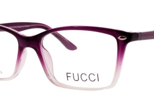 Fucci Plastic- AP1011S - Size 52 - 17 -140