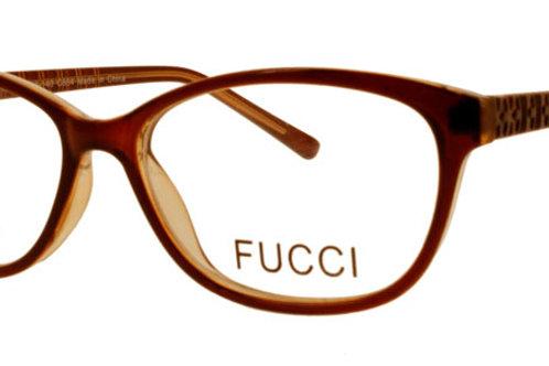 Fucci Plastic- AP1011W - Size 53 - 16 -140