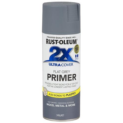 Rust-Oleum 2x ultra cover paint+primer ( Dark Grey )