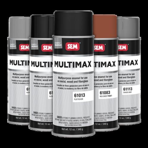 SEM MultiMax - 61013 Flat Black Spray