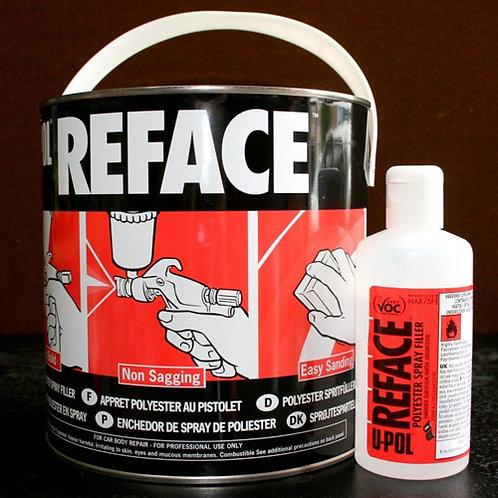 U-Pol Reface Polyester Spray Filler