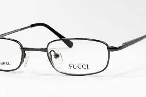 Fucci Metal UF0911A - Size 42 - 20 -130