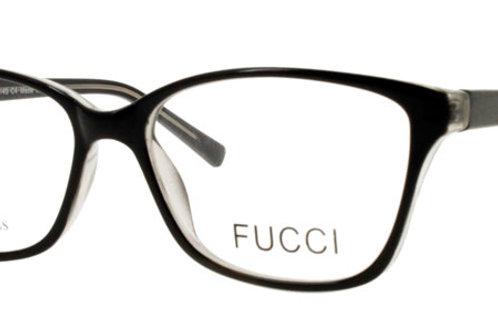 Fucci Plastic- AP1011U - Size 54 - 18 -140
