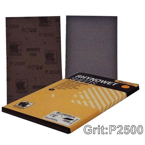 Indasa Rhynowet Plusline P2500
