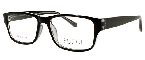 Fucci Plastic- AP1011Q - Size 52 - 17 -138
