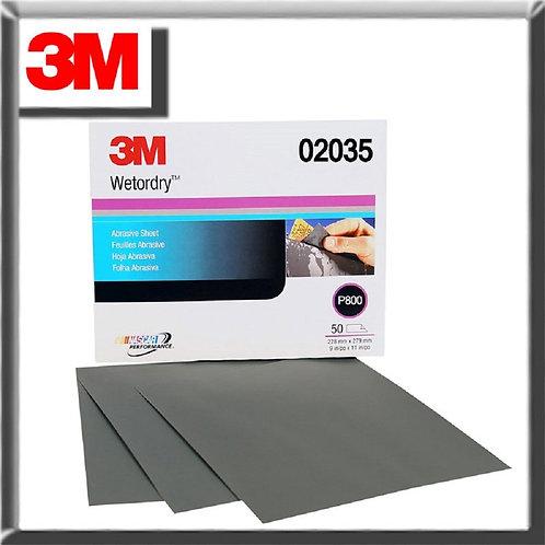 3M™ Wetordry™ P800 Grit