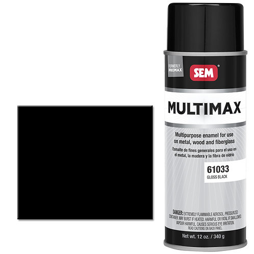 SEM MultiMax 61033 Gloss Black