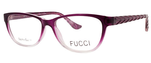 Fucci Plastic- AP1011V - Size 52 - 16 -149