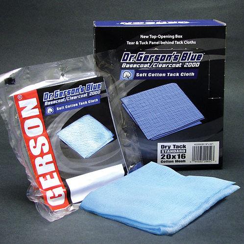 Gerson 020002B - Blue Tack Rag