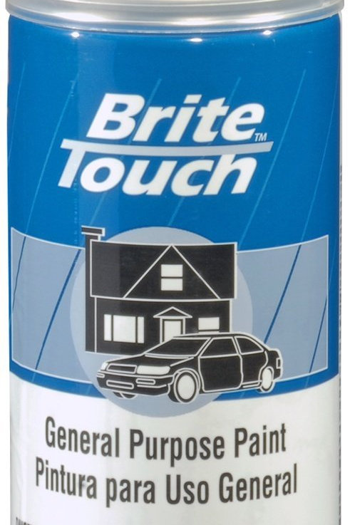 Brite Touch General Purpose Paint ( Clear )