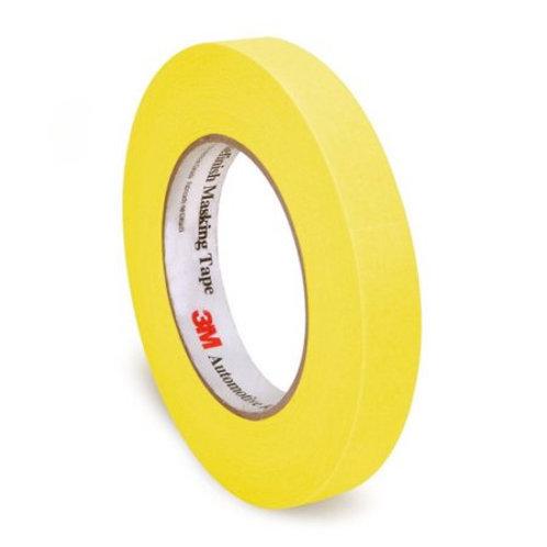3M 06652 3/4 Mask Tape Yellow