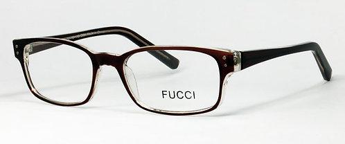Fucci Plastic- AP1011L - Size 52 - 19 -140