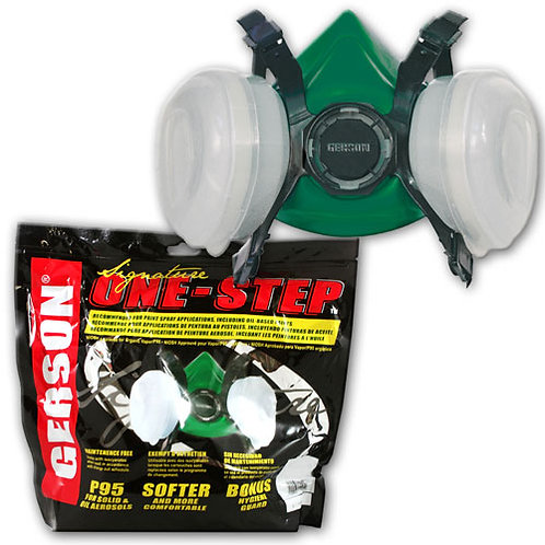 Gerson 8311PB - Large Respirator