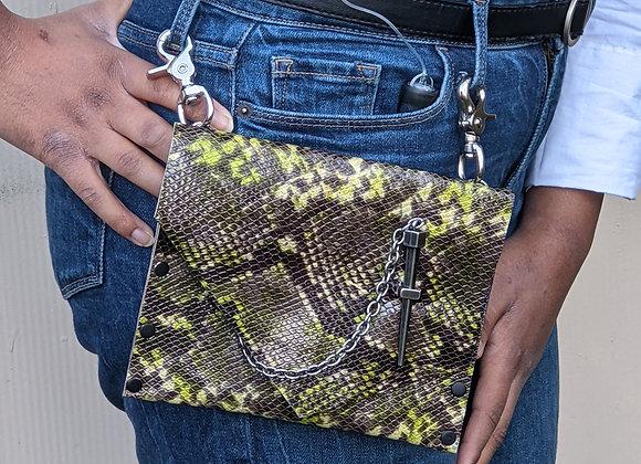 Snake Convertible Bag