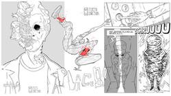 Sneak peak 2 - MJ comic book