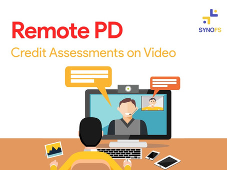 Introducing Remote PD – Credit Assessment on Video