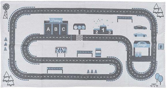Hrací koberec silnice