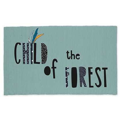 "Koberec ""Child of the forest"""
