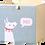 Thumbnail: Úložný box alpaka, šedý