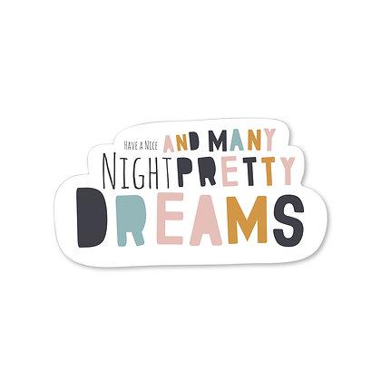 """Polštář """"Dreams"""""""