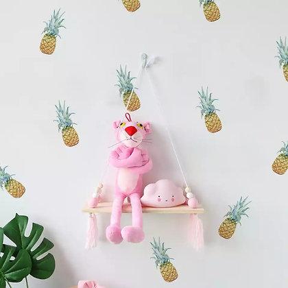 Samolepky na zeď  ananas