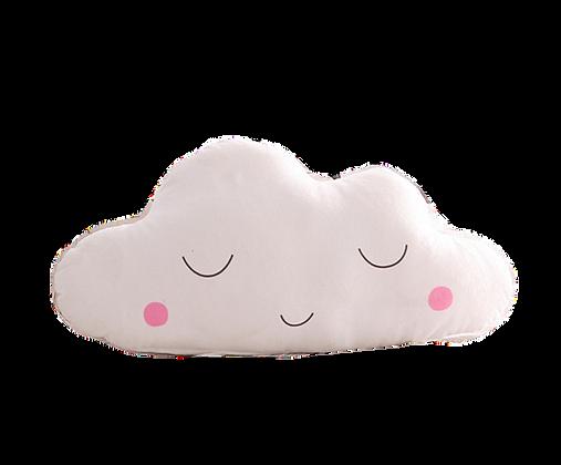 Polštář usmívající se oblak