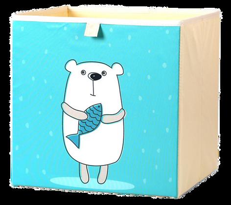 Úložný box medvěd
