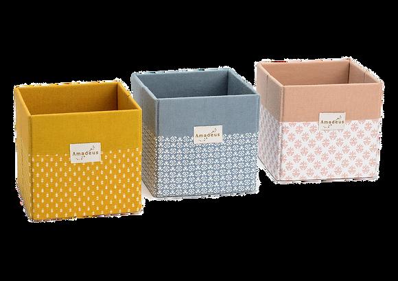 Úložné boxy | 3 barvy