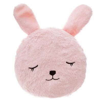 Polštář králík falešná kožešina