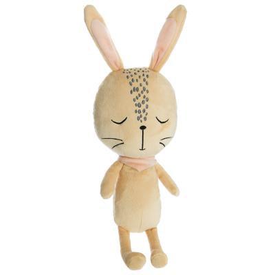 Plyšový králík, žlutý