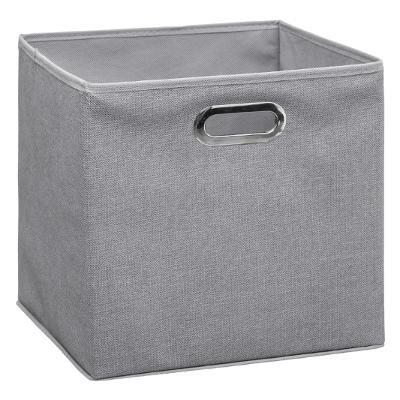 Úložný box, šedý