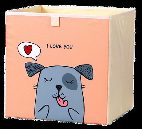 Úložný box pes