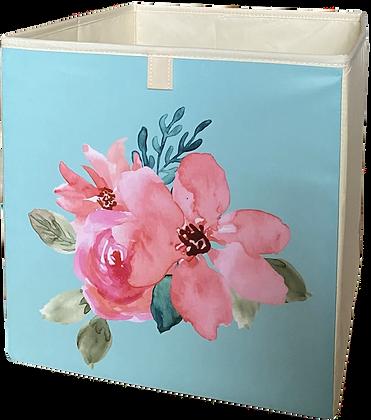 Úložný box květ
