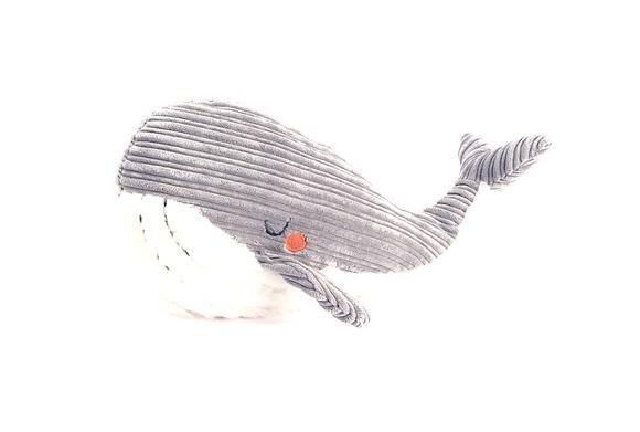 Plyšová velryba