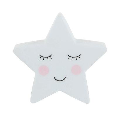 Noční světlo hvězda