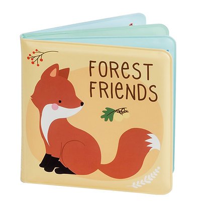 "Kniha do vany ""Forest Friends"""