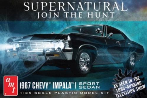AMT 1967 Chevrolet Impala 4 door (Supernatural TV Show)