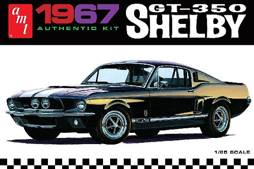 AMT 1967 Shelby GT350