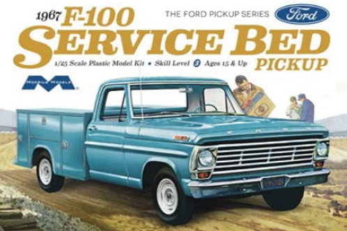 Mobius 1967 Ford F100 Service Bed Pickup