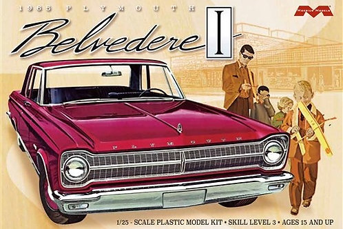 Mobius 1965 Plymouth Belvedere