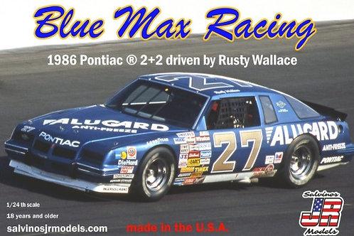 Salvinos JR 1986 Rusty Wallace Pontiac Grand Prix 2+2