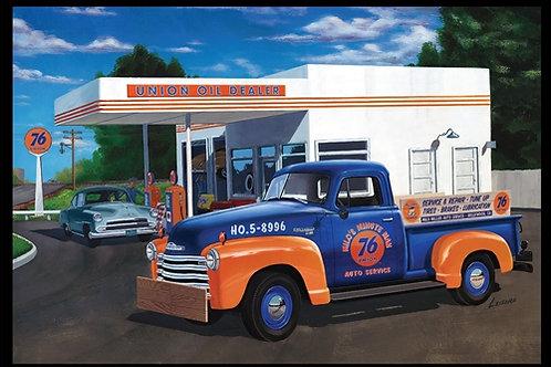 AMT 1950 Chevrolet Pickup