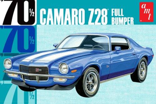 AMT 1970 Chevrolet Z/28 Full Bumper