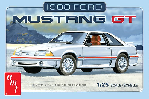 AMT 1988 Ford Mustang GT