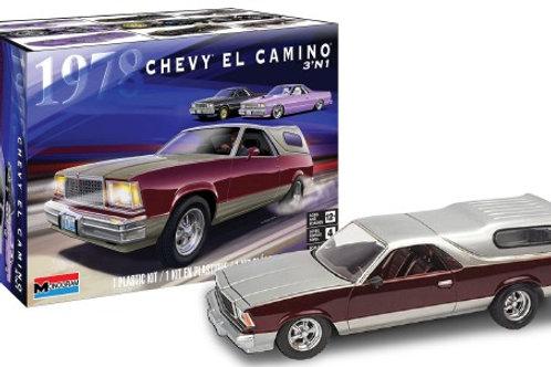 Monogram 1978 Chevrolet El Camino