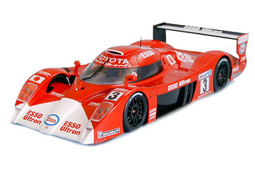 Tamiya Toyota GT One TS020 24-Hrs LeMans Race Car