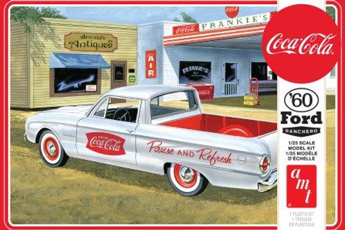 AMT 1960 Ford Ranchero (Coca-Cola edition)