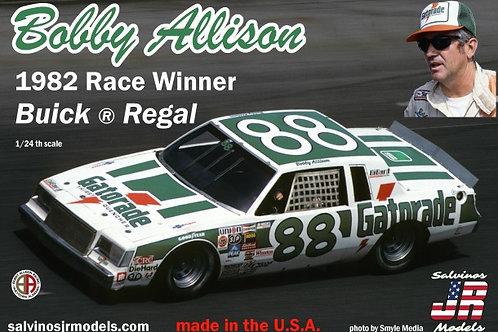 Salvinos JR 1982 Bobby Allison Buick Regal