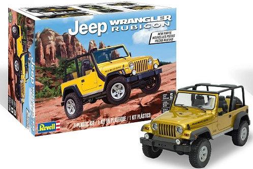 Jeep Wrangler Rubicon Glue Kit