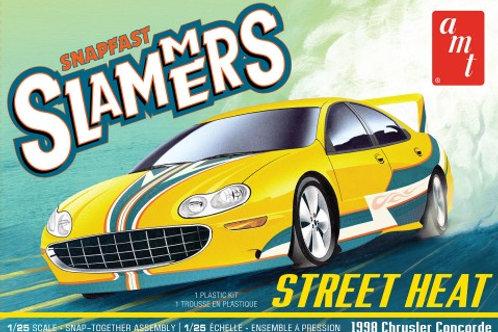 AMT Snapfast Slammers Street Heat Chrysler Concorde